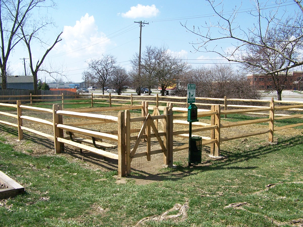 Indianapolis fence construction