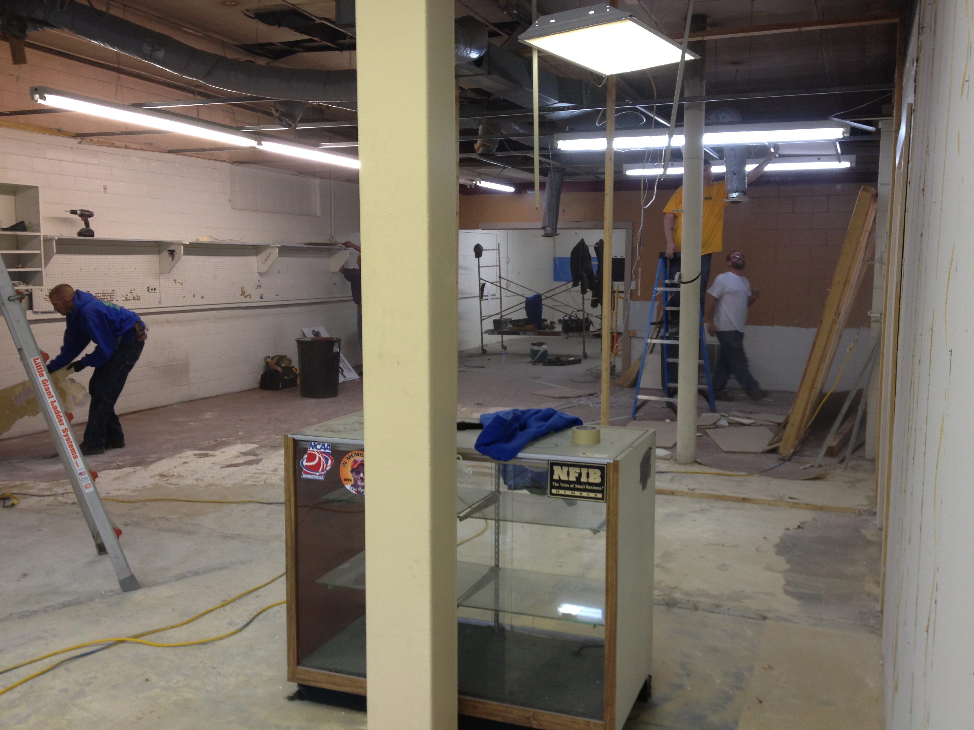 Indianapolis comercial construction contractor