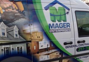 mager enterprises truck